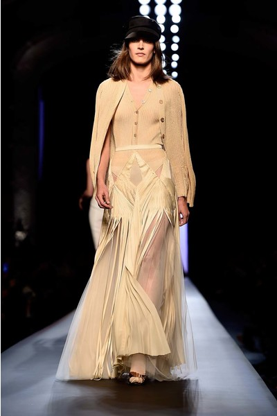 Показ Jean Paul Gaultier Couture | галерея [1] фото [39]