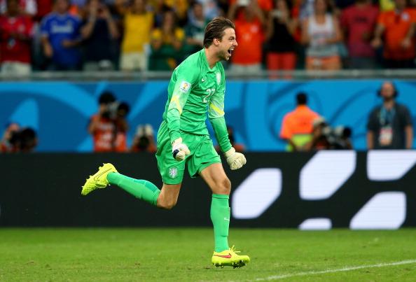 Нидерланды - Коста-Рика (0:0 (4:3))