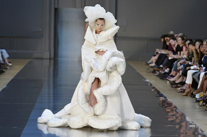 Maison Margiela Couture, осень-зима 2015
