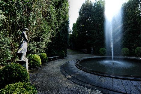 Вилла Марлия в Тоскане станет отелем   галерея [1] фото [4]