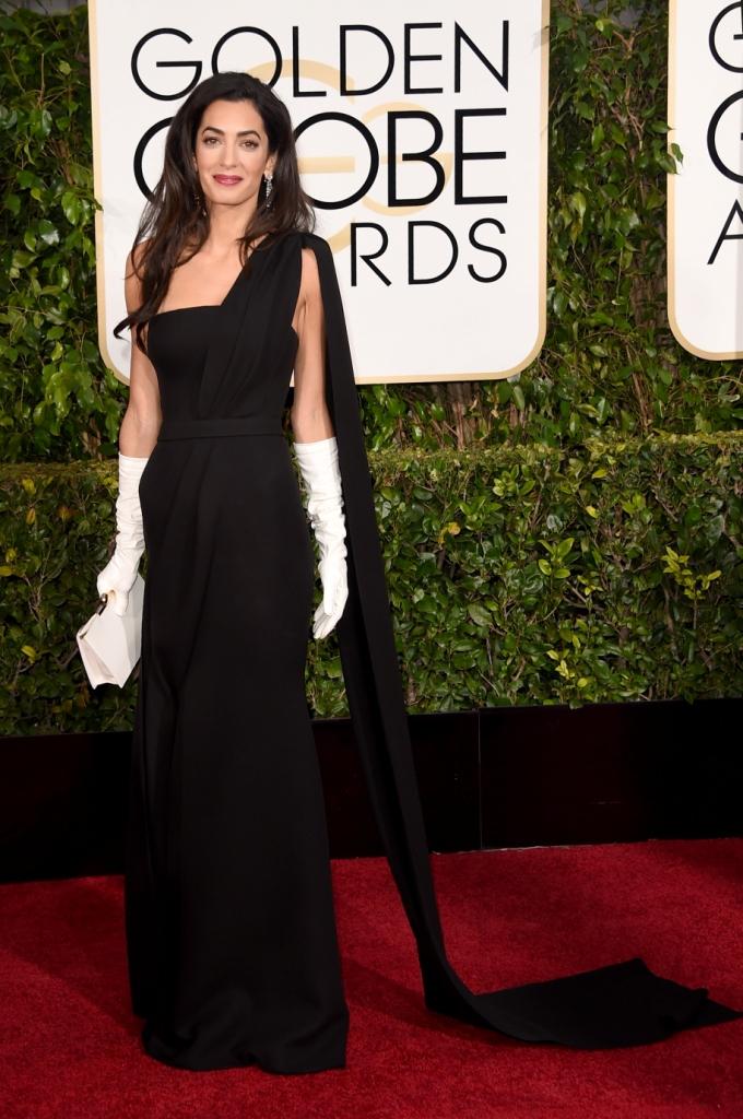 Амаль Клуни в Christian Dior Couture