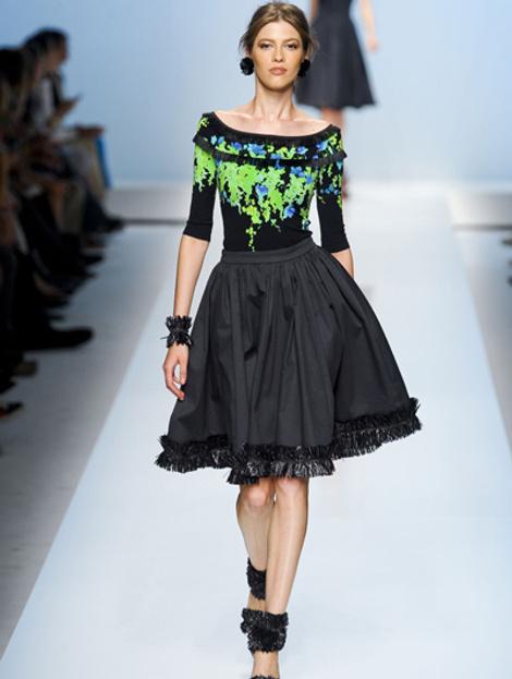модные юбки 2014