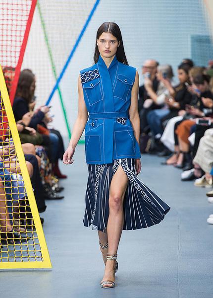 Неделя моды в Лондоне: день четвертый | галерея [3] фото [9]