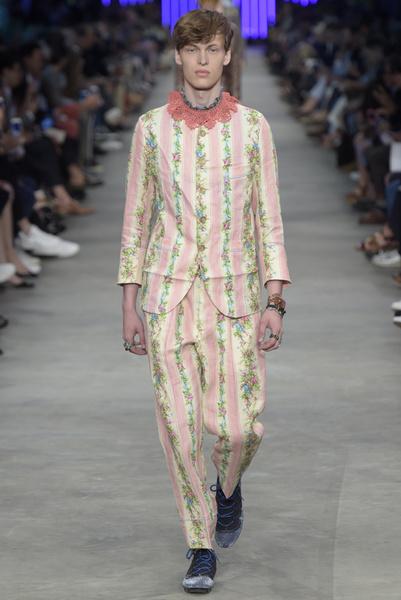 Неделя мужской моды в Милане: лучшие показы | галерея [1] фото [11]