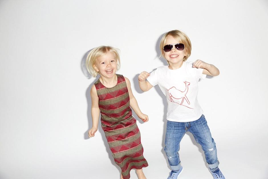 Детская одежда: фото