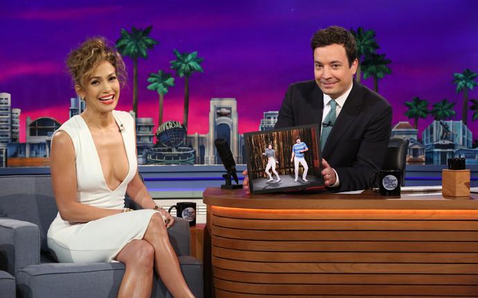 Прическа и макияж певицы на телешоу
