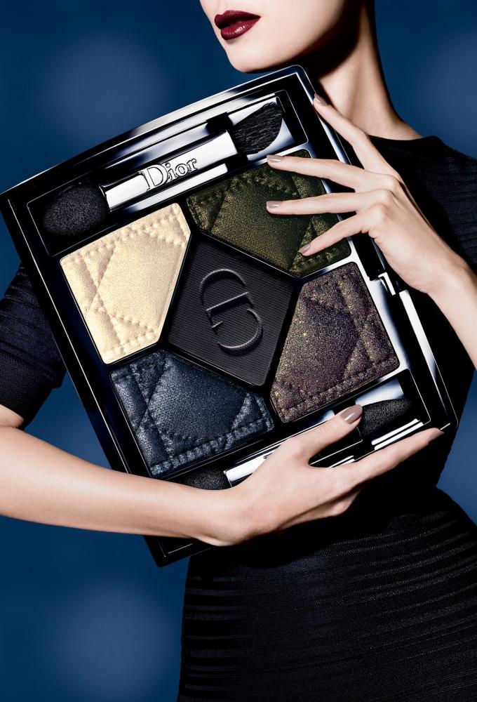 Коллекция макияжа 5 Couleurs от Christian Dior