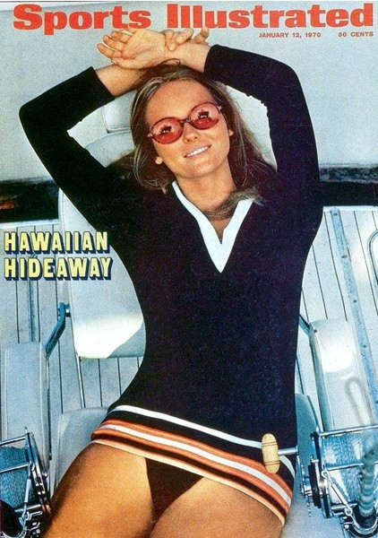 Опубликована обложка нового номера Sports Illustrated Swimsuit Issue | галерея [1] фото [48]