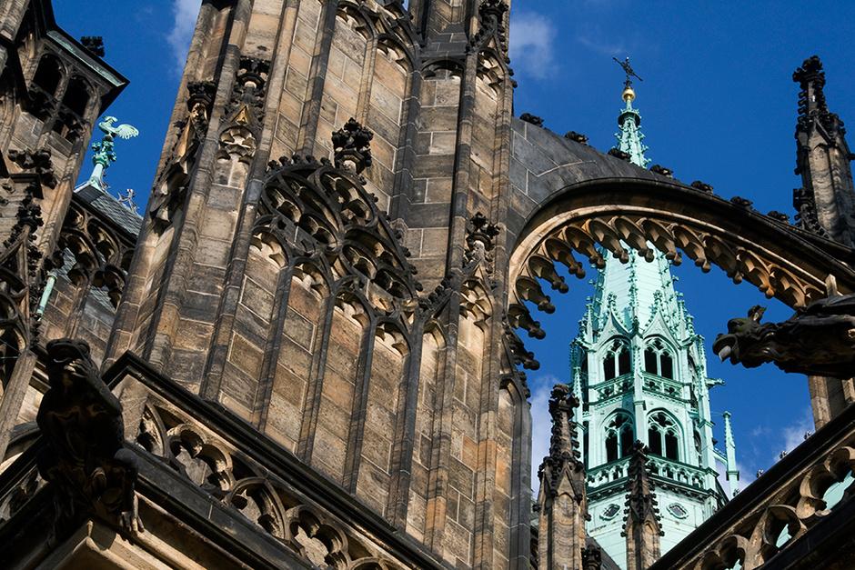 Собор Святого Вита и замок