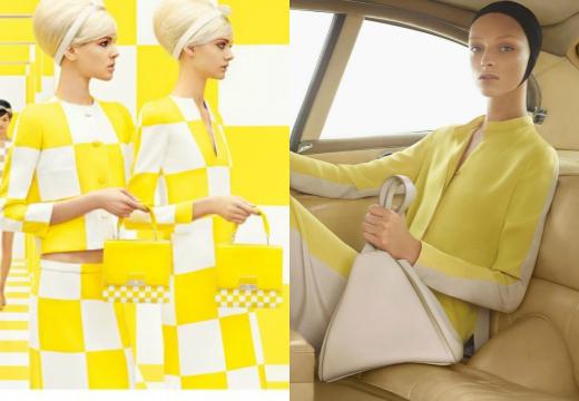 Рекламные кампании Louis Vuitton и Akris