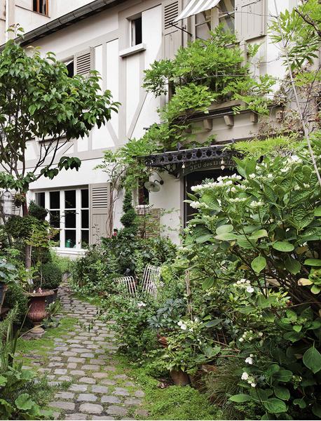 Садовые дорожки: практичные советы | галерея [4] фото [4]