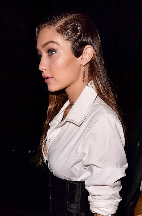 Джиджи Хадид стробинг макияж / Gigi Hadid strobing makeup