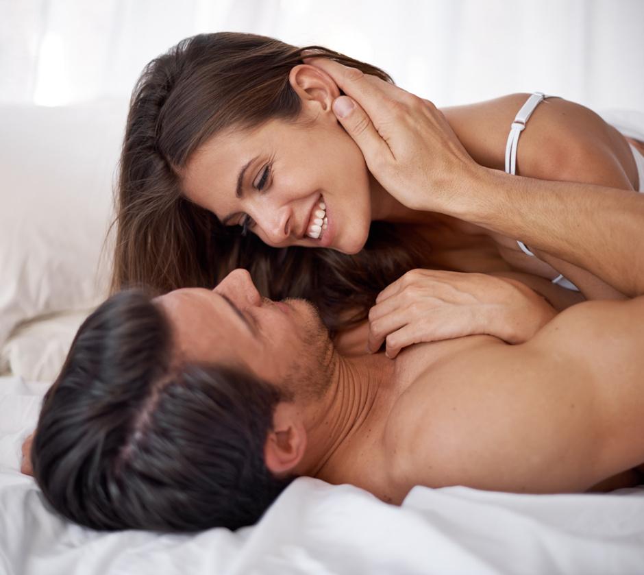 Во время секса сцепились