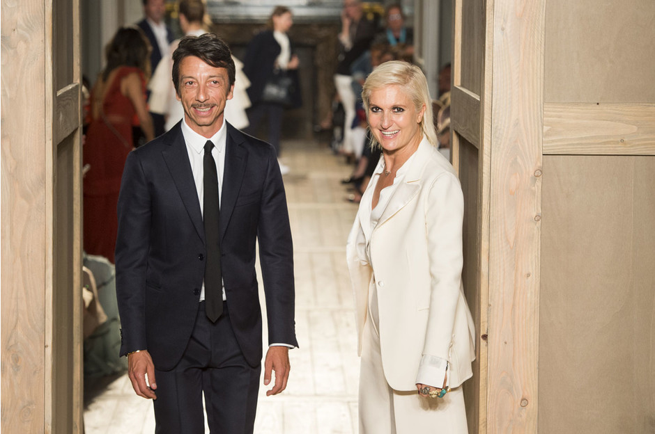 Мария Грация Кьюри уходит из Valentino