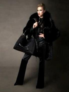 Лукбук женской коллекции Tom Ford сезона осень-зима 2011
