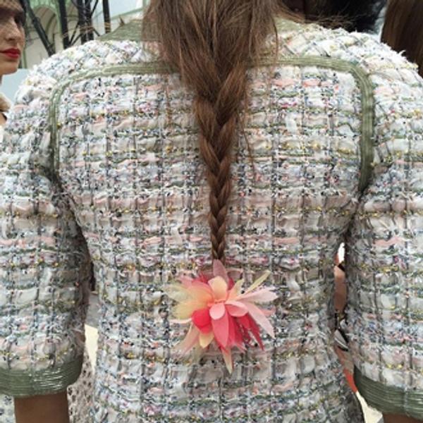 От первого лица: Неделя моды Haute Couture глазами редактора ELLE | галерея [6] фото [11]