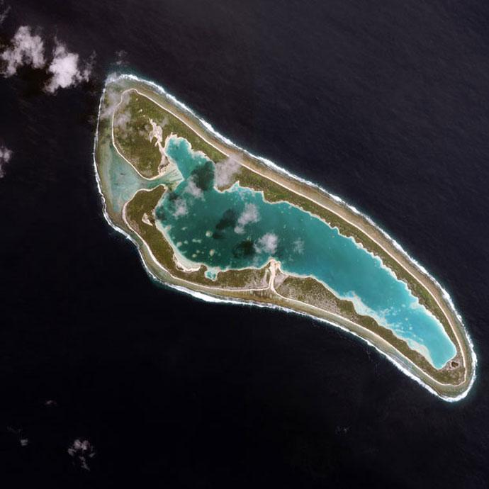 Остров Кирибати