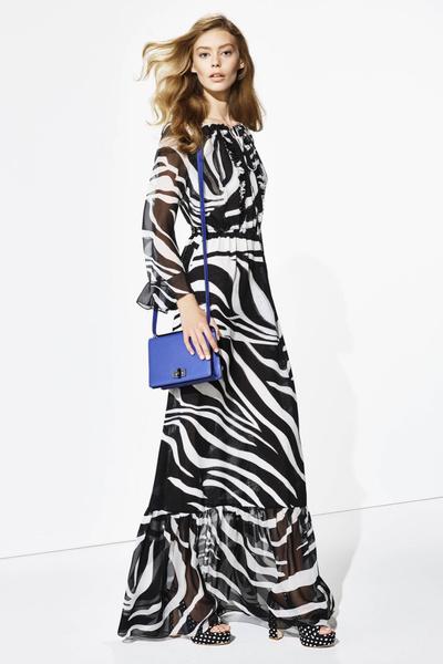 Новая круизная коллекция Diane von Furstenberg | галерея [1] фото [11]