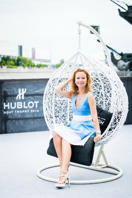 Нашли время: в Москве прошла регата Hublot Boat Trophy