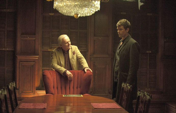 Аль Пачино и Энтони Хопкинс в трейлере фильма «Хуже, чем ложь»