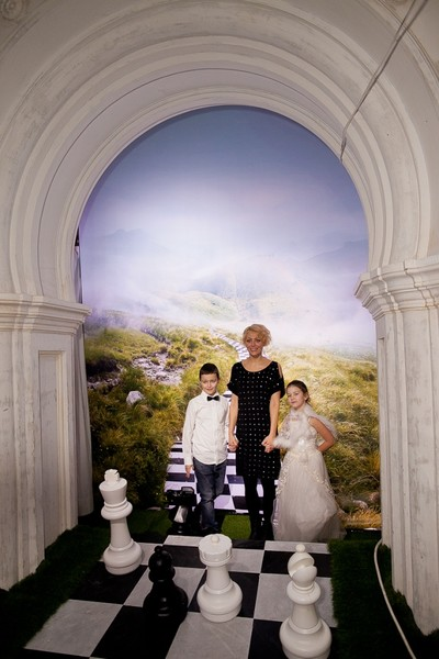 Корпоративное мероприятие Hearst Shkulev Media для партнеров с детьми   галерея [1] фото [21]
