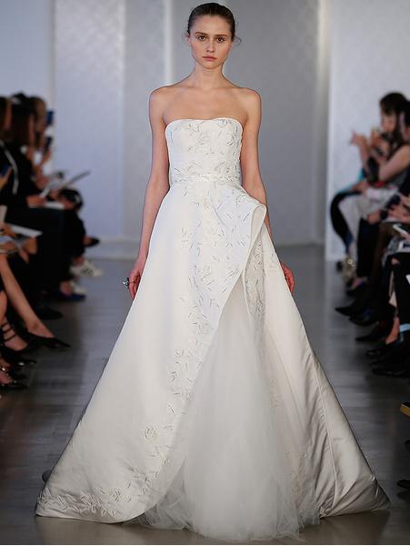 Лучшие коллекции Недели свадебной моды | галерея [3] фото [23]