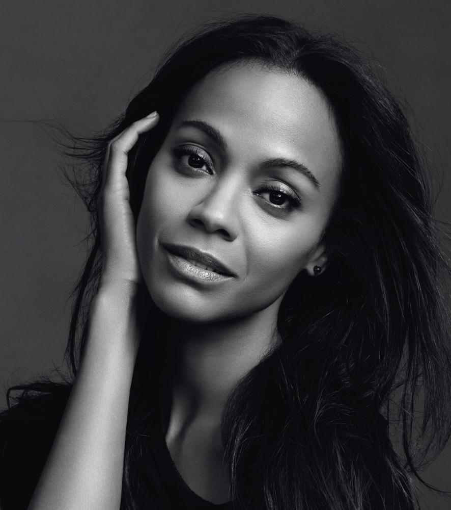 Зои Салдана стала посланницей красоты французского бренда L'Oreal Paris