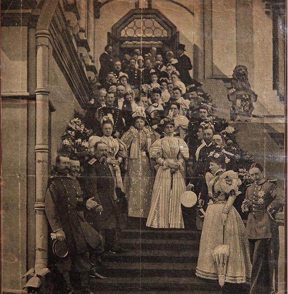 Выставка «Возвращенная история» в Музее Фаберже | галерея [1] фото [5]