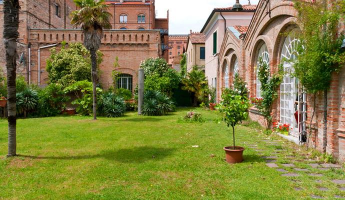 Секретный дом, Венеция