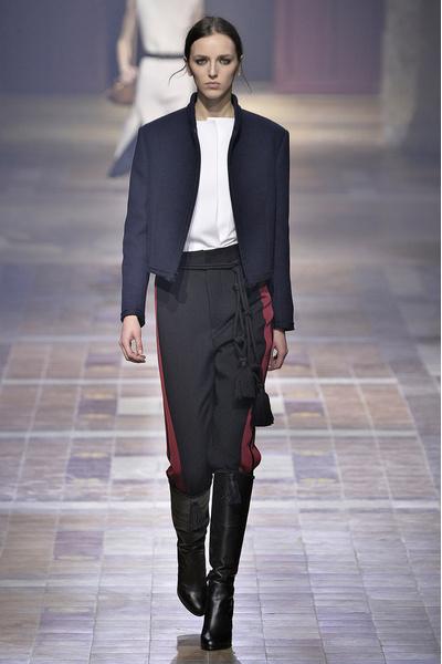 Показ Lanvin на неделе моды в Париже | галерея [1] фото [14]