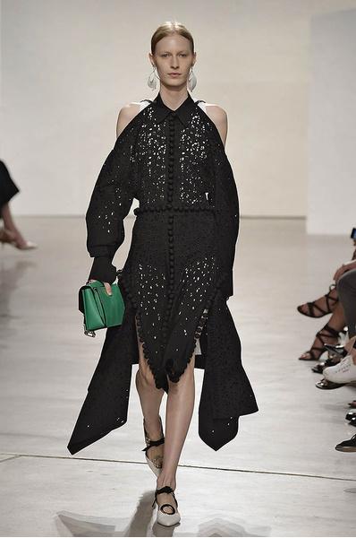 Неделя моды в Нью-Йорке: день девятый | галерея [4] фото [4]