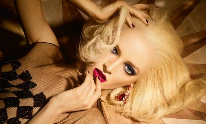коллекции макияжа рождество 2014