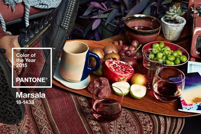 Pantone назвал главный цвет 2015 года