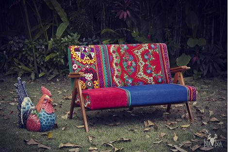 Винтажная мебель BirBor появилась в Москве | галерея [1] фото [2]