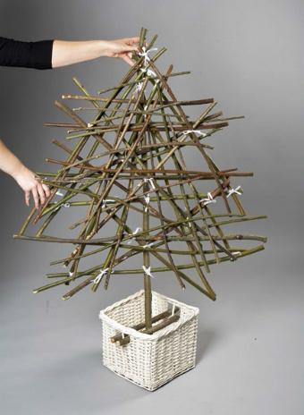 На все руки: как сделать украшения для елки