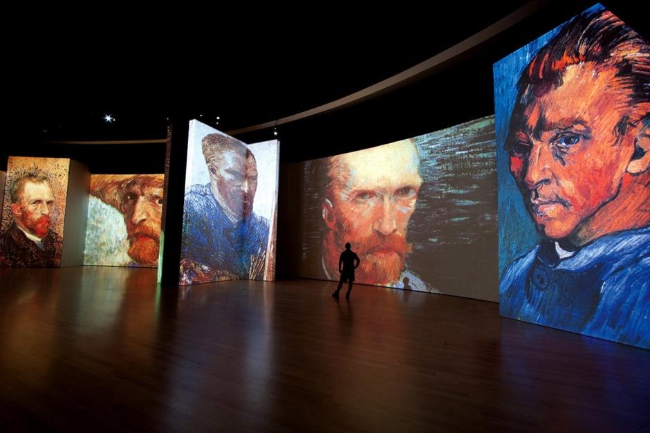 Выставка «Ван Гог. Ожившие полотна» фото 1