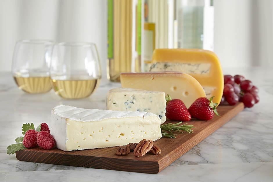 сочетания вина и сыра