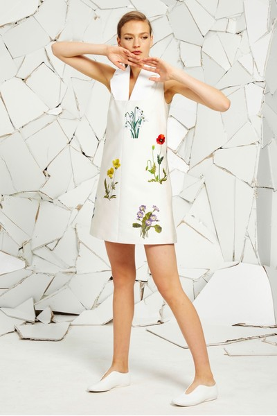 Stella McCartney представила новую круизную коллекцию | галерея [1] фото [26]