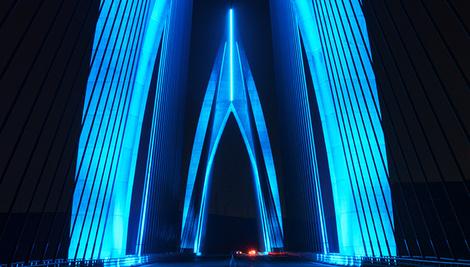 Компания Philips Lighting осветила «Инженерное чудо Африки» | галерея [1] фото [4]