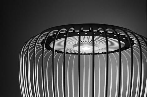 Светящаяся мебель для сада от фабрики Vibia | галерея [1] фото [6]