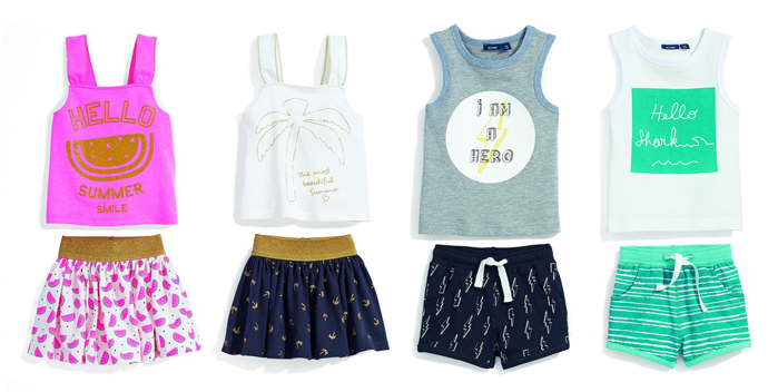 Детская одежда KIABI