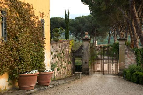 Дома звезд: вилла Стинга в Тоскане | галерея [1] фото [11]