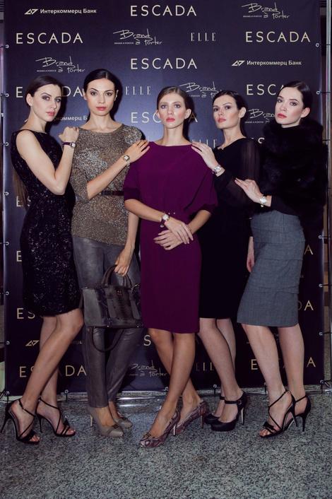 В Торговой Галерее «Модный сезон» открылся флагманский бутик ESCADA
