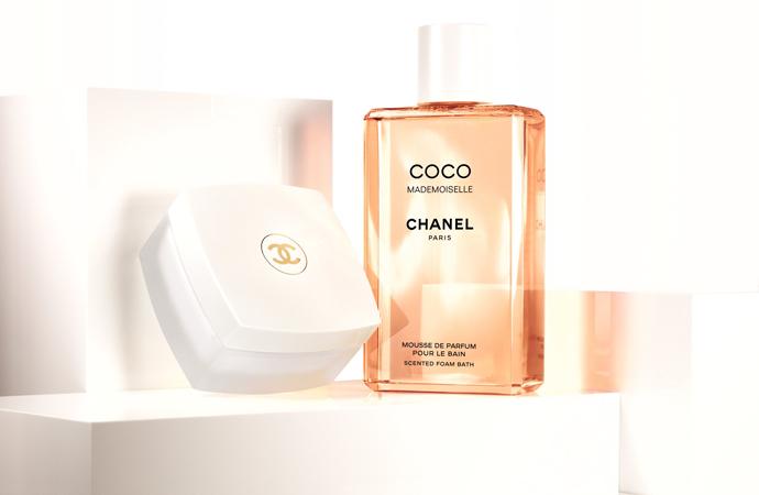 банная линия chanel coco mademoiselle