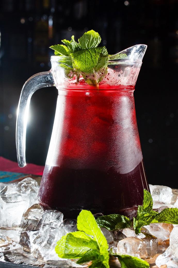 Прохладительный фруктовый напиток 2