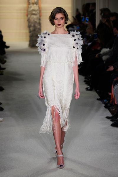Показ Marchesa на Неделе моды в Нью-Йорке   галерея [1] фото [24]