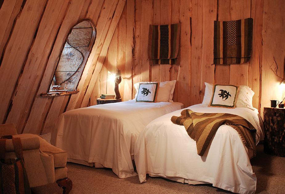Отель-«водопад» Magic Mountain в Чили фото 3