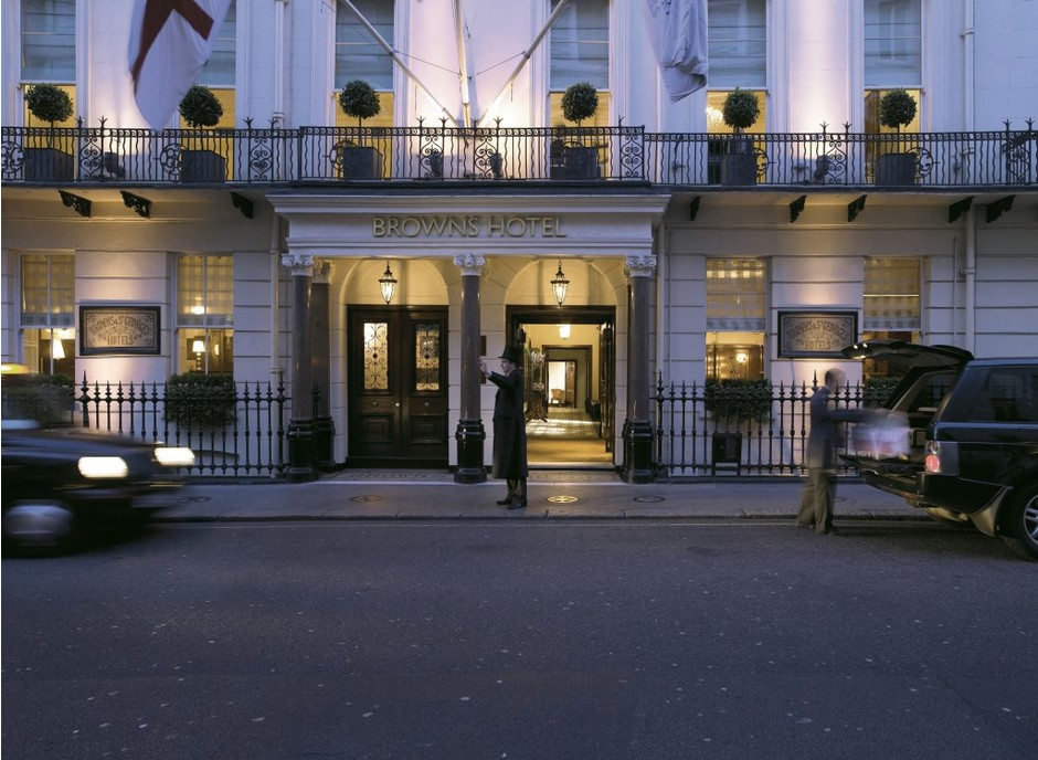 лучшие отели 2014