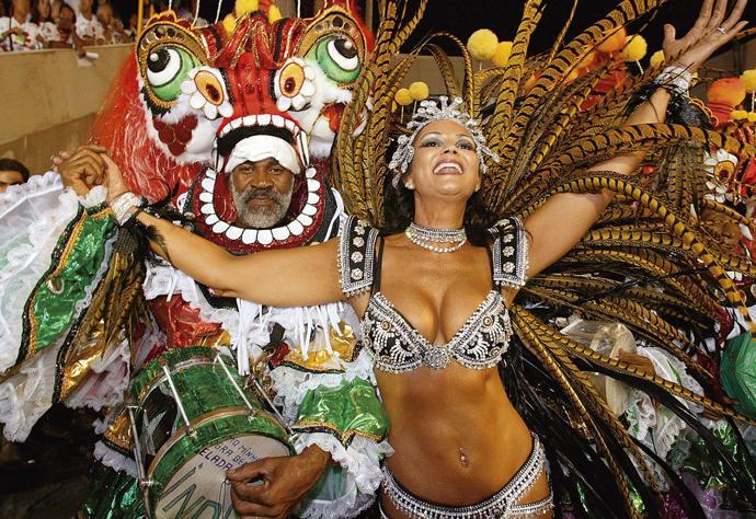 Красота по-бразильски