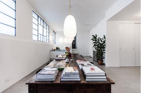 Топ-10: дизайнерские квартиры в Милане | галерея [9] фото [5]
